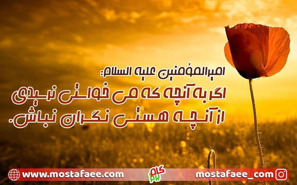 علائم کمبود اعتماد به نفس - امام علی