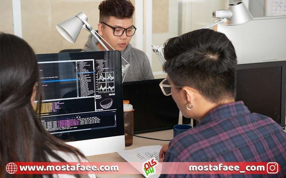 شغلهای پردرآمد - توسعه دهنده نرم افزار