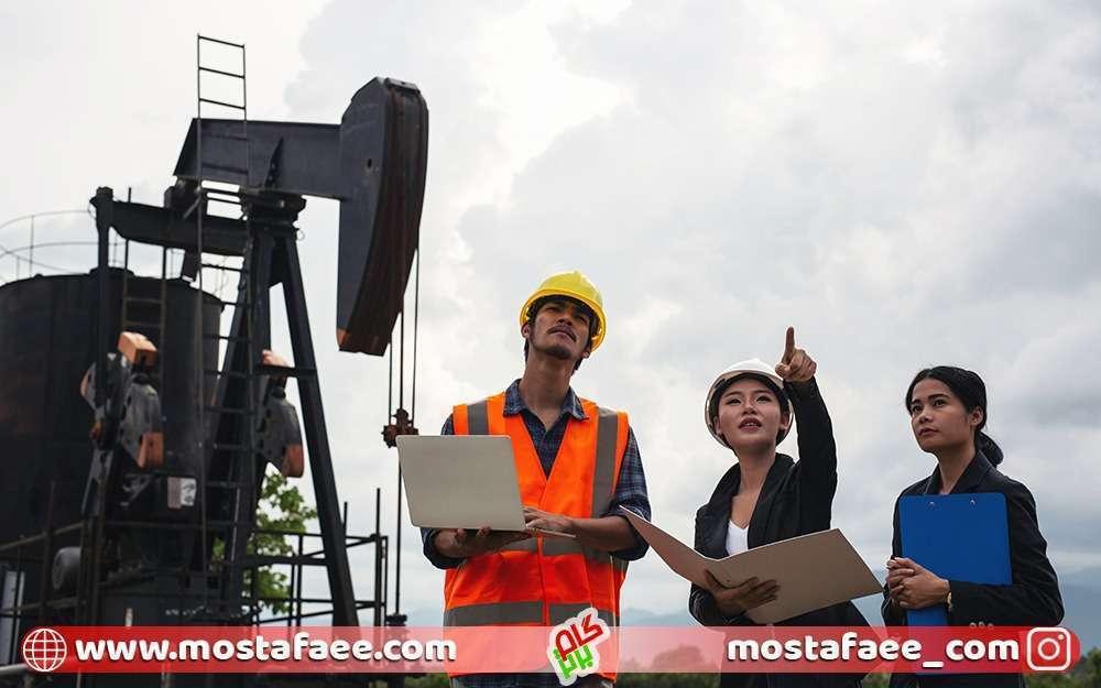 لیست پر درآمد ترین شغل های دنیا-مهندس نفت