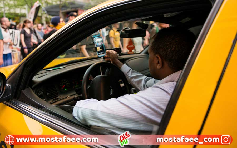 شغل پردرآمد با سرمایه کم برای آقایان - راننده تاکسی